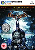 Batman Arkham Asylum Game of the year (PC)