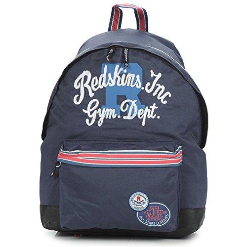 Redskins Gym Dept Zaino, 42 CM, colore: blu di alta qualità
