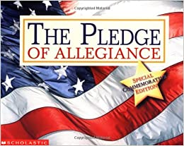 Image result for The Pledge of Allegiance by Scholastic Inc.