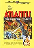 Atlantis: The Lost Continent [Import]