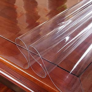Plastic Tablecloth Table Cover PVC Tablecloth Clear