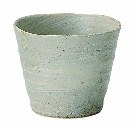 Shirakawa 3.9Inch Tumbler Grey Ceramic Made In Japan