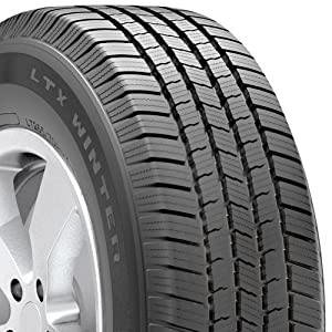 Michelin LTX Winter Radial Tire – 245/70R17 119R E1