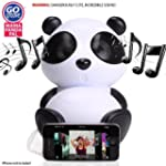 GOgroove Mama Panda Pal Portable High...
