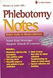 img - for Phlebotomy Notes: Pocket Guide to Blood Collection (Davis's Notes) by Strasinger, Susan K, Di Lorenzo, Marjorie A 1st (first) Edition (8/14/2012) book / textbook / text book