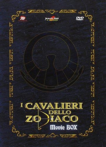 I Cavalieri Dello Zodiaco - Movie Box (4 DVD)