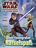 Star Wars The Clone Wars. Mein riesengroßer Rätselspaß