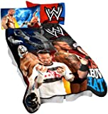 WWE Entertainment Microraschel Blanket, 72-Inch by 90-Inch, How We Act