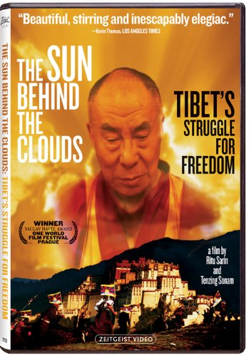 Sun Behind the Clouds: Tibet's Struggle for [DVD] [Region 1] [US Import] [NTSC]