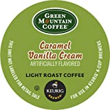 Keurig, Green Mountain Coffee, Caramel Vanilla Cream, K-Cup Packs, 50 Count