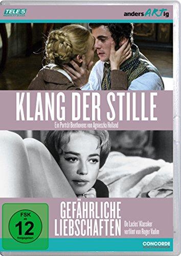Klang der Stille / Gefährliche Liebschaften [2 DVDs]