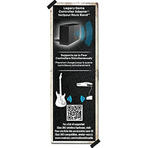 Rock Band 4 - Legacy Game Controller Adapter for Xbox One