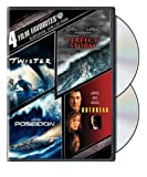 4 Film Favorites: Survival Collection (Twister / The Perfect Storm / Outbreak / Poseidon)