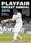 Playfair Cricket Annual 2015 (English...