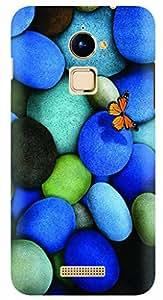 Kizil TM Premium Quality Matte Finish Designer Hard Shell Back Cover for Coolpad Note 3 Plus (5.5 Inch)
