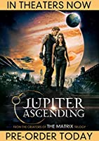 Jupiter Ascending (Blu-ray 3D + Blu-ray + DVD +UltraViolet Combo Pack) from Warner Home Video