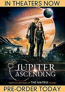 Jupiter Ascending (Blu-ray 3D + Blu-ray + DVD +UltraViolet Combo Pack) from Warner Home Video