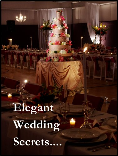 Elegant Wedding Secrets - Tips to Transforming Any Venue : Church & Gymnasium
