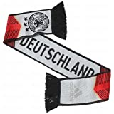 adidas Germany DFB Fan Scarf (Black/White/Red)