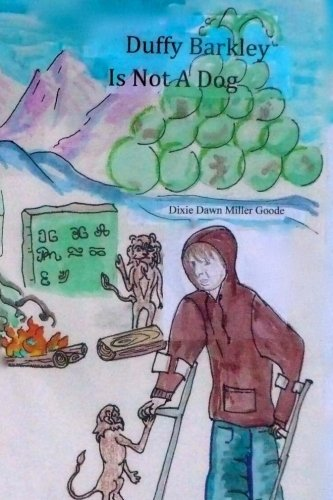 Duffy Barkley is not a Dog: Tales of Uhrlin   Book One PDF