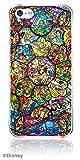 ディズニーiPhone5/5Sケース 「ステンドグラス」受注生産品(クリアケース)