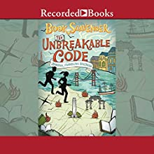 The Unbreakable Code Audiobook by Jennifer Chambliss Bertman Narrated by Jessica Almasy