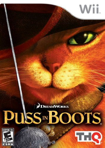Puss in Boots - Nintendo Wii - 1