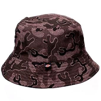 Dickies Black & Camo Reversible Bucket Hat L/XL at Amazon ...
