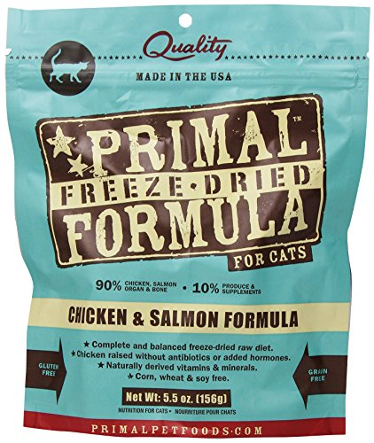Primal Pet Foods Freeze-Dried Feline Chicken Formula 5.5 Oz