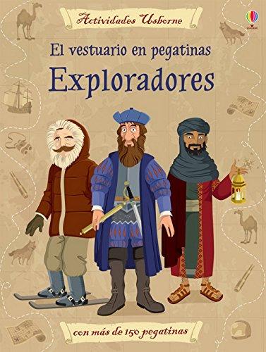 Exploradores. El Vestuario En Pegatinas