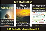 Law of Attraction: How To Lose Weight Fast and Manifest Abundance and Unlimited Money With Law of Attraction: A Combo of Law of Attraction Money and Fast ... - Learn to Manifest Your Dream Life Book 3)