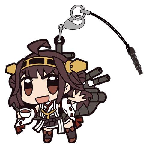 艦隊これくしょん -艦これ- 金剛 つままれストラップ