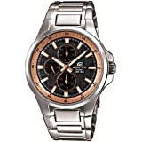 Casio Men's Quartz Watch Edifice EF-342D-1A5VEF with Metal Strap