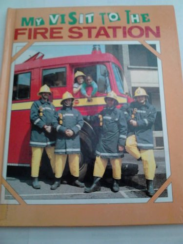 My Visit To The Fire Station