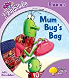 Oxford Reading Tree: Stage 1+: Songbirds: Mum Bug's Bag