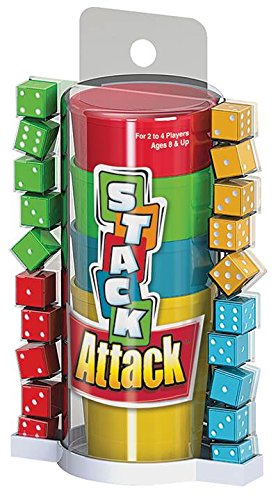 Stack Attack Game - 1