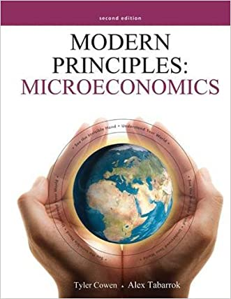 Modern Principles: Microeconomics 2nd Edition