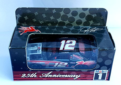 Mobil 1 25 th anniverrsary #12 Jeremy Mayfield 1/64 scale - 1