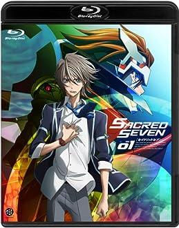 セイクリッドセブン [Sacred Seven] <豪華版> Vol.01 (初回限定生産) [Blu-ray]