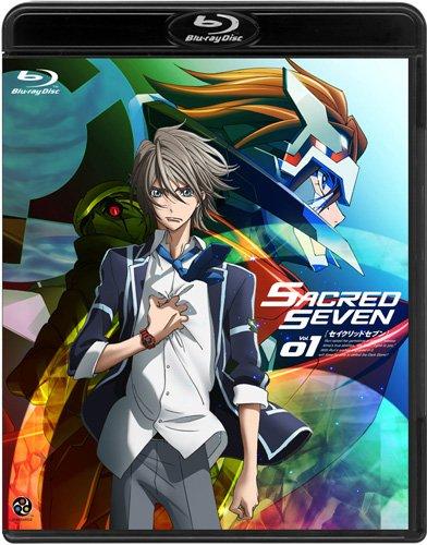 セイクリッドセブン <豪華版> Vol.01 (初回限定生産) [Blu-ray]