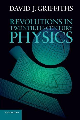 Revolutions In Twentieth-Century Physics front-1014793