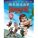 Hoodwinked Too! Hood vs. Evil (3D Blu-ray + Blu-ray + DVD + Digital Copy)
