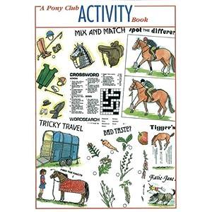 A Pony Club Activity Book