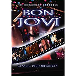 Bon Jovi Classic Performances