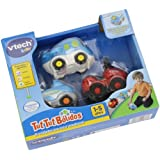 Tut Tut Bólidos - Set de 3 vehículos con voz y canciones (VTech 3480-205737)