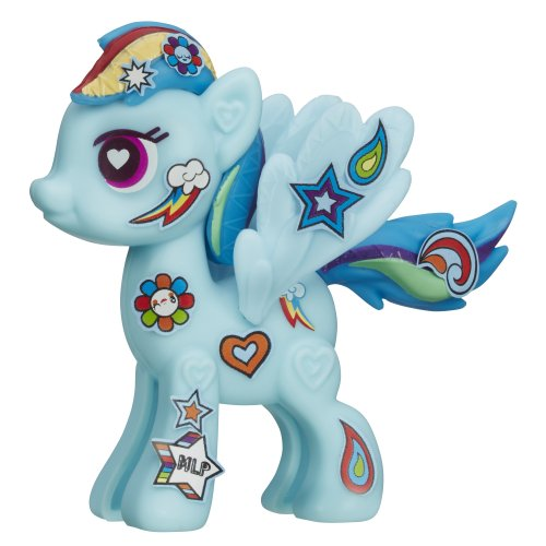 My Little Pony Pop Rainbow Dash Starter Kit - 1