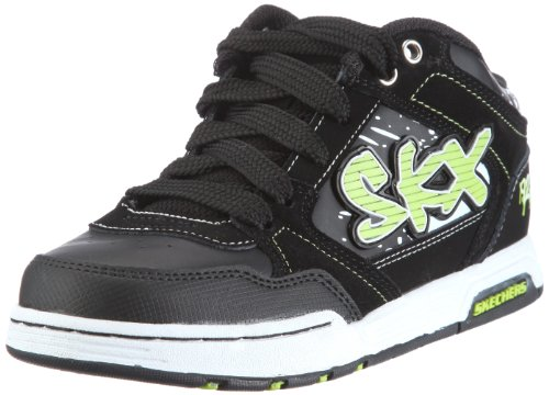 Skechers Boys Endorse Asher Trainers 91844L Bklm Bklm 12.5 UK