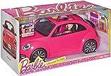 Barbie - Bjp37 - Poupée Mannequin - Barbie Et Cabriolet Coccinelle Volkswagen