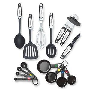 Farberware 14 Piece Professional Kitchen Tool & Gadget Set by Farberware