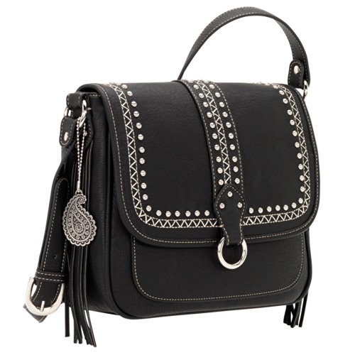 Western Crossbody Handbag Purse by Bandana from the Missoula Collection Style B870924